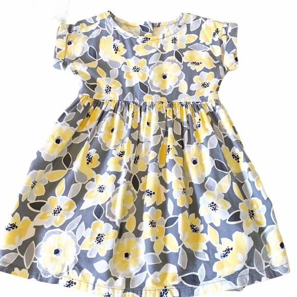 Gymboree Floral Casual Dress Size 3t